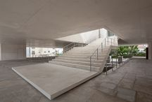 Architectures / by Miguel Ángel Pérez
