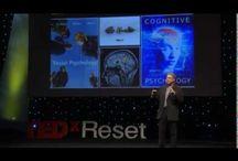 Ted talks psycologi