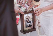 Our Wedding Sand Ceremony Frames / Homokceremónia képkereteink