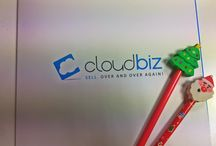 Christmas time @CloudBiz / It's Christmas, so lets spread it around