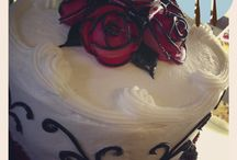 Cakes by The SweetSpot Bakehouse / Everyday cakes that really showcase the decorating talent of The SweetSpot staff.