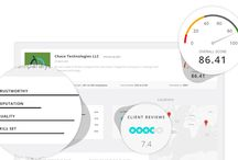 Benchmarking Software Companies / Understand which services deliver well or which industry is more focused or what technologies the company/team is more effective at.