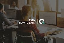 LEARN HOW TO EARN