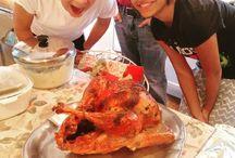 Instagram https://www.instagram.com/p/BNP7NWuBamd/ November 25, 2016 at 04:50PM Kids anticipating a big meal #thanksgiving #turkey