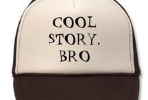 bro hats / by Elizabeth Wilson