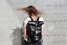 Moto Rolltop Backpack