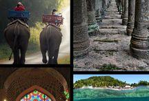 Travel: Globetrotting Inspiration
