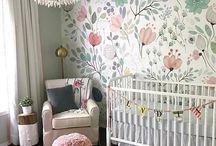 NURSERY DESIGN / nursery and baby room design