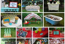 Birthday Party- Carnival Themed