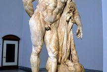 sculpture hellenistique