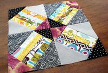 scrap busting quilts