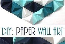 DIY- papier