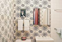 BATHROOM / Clean modern bathrooms