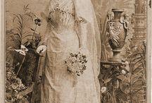 Vintage wedding gowns / Amazing