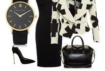 Polyvore Sets / The Executive style for women