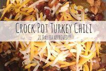 21 Day Crock Pot Meals