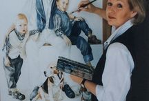Portrait / Portrait by order Hetty Ansing