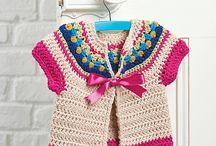 Bebés / Crochet