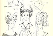 histoire costumes et coiffes