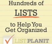 Organizing  / by Margaret Shaw