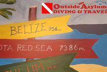 Outside The Asylum Diving & Travel