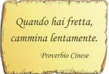 proverbi orientali