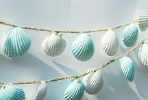 seashells decoration