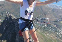 Adventure in Cape Town