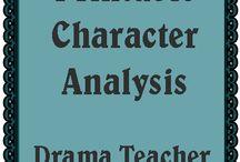 Drama resources