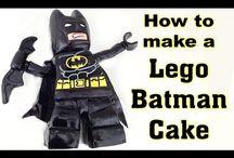 Boy cakes / by bake.
