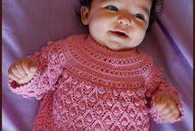 tejidos bebé
