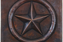 Copper Tiles / RusticSinks.com has many designs for Copper Tiles. Great for a backsplash in the kitchen / by Rustic Sinks