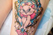 Disneyovské Tetovania