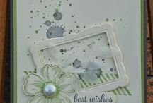 Stampin Up - Gorgeous Grunge