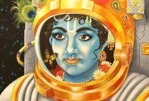 K r i s h n a  K r i s h n a / Krishna
