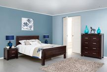 Out Of The Blue / Turn it down a notch and add a sense of calm to your home with cool blue tones.