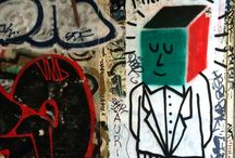 Klart in Paris, Street Art style! / Our latest trip to Paris and all the amazing street art that we've seen, walking around... #parisstreetart #artishappiness