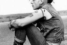 Moda punk de los '80