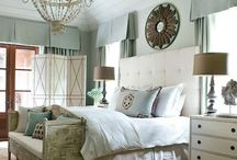 Master bedroom / by Jennifer Watford