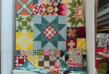 Block of the month quilts patterns