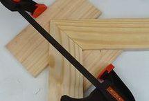 Holz Eckverbindungen