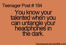 This is totally not me ;D / Don't judge me!!!