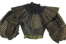 Historical, extant garments. / Garments I want to save on Pinterest. Mix of ages.