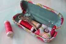 Sewing kit case