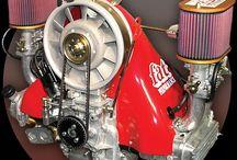 Porshe motor