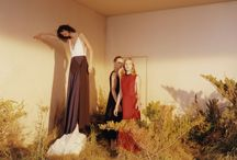 Zara A/W 15-16 Fashion Campaign