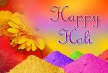 Holi / Holi is the Indian festival of colors. Holi is usually celebrated every year in the month of March. Visit us for Holi Images, Holi Wishes, Quotes, messages, songs, shayari http://holi.iwishyouthesame.com/