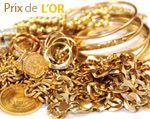 Prix de l'or / Informations sur le prix de l'or