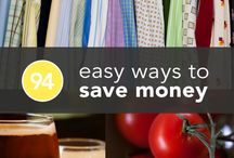 Money saving tips / Money tips