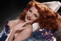 Rita Hayworth / RH